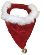 dog christmas clothes bandanna