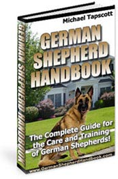 German Shepherd Training German Shepherd Handbook