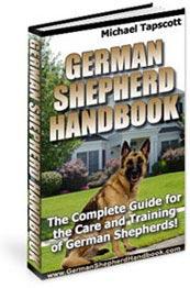 German Shepherd Training German Shepherd Handbook