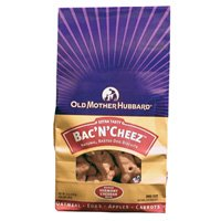 Old Mother Hubbard Dog Treats Bac'n Cheez